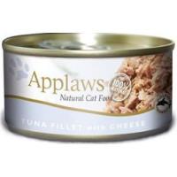 Applaws Tonfiskfilé & Ost (70 gram)