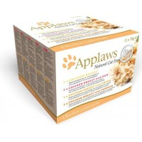 Applaws Cat Kyckling (12 x 70 g)
