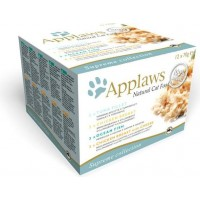 Applaws Cat Kyckling & Fisk (12 x 70 g)