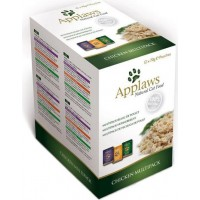 Applaws Cat Kyckling Multipack 12*70g