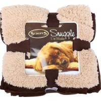 Scruffs Snuggle Täcke Brun (Brun)