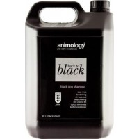 Animology Back To Black Shampoo (5 l)