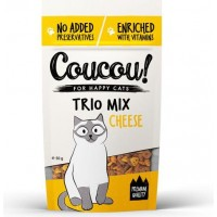 Coucou! Fun Mix Cheese (50 gram)