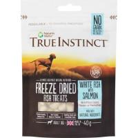 TrueInstinct Treat Dog Freeze Dried Fish 40 g