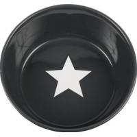 Basic Star skål grå (L)