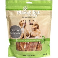 Planet Pet Society Dog Kyckling Tuggben (100 gram)