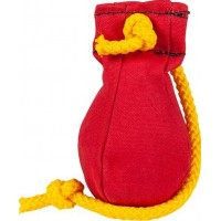 Pro Dog Dummy Ball (Gul)