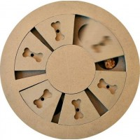 Little & Bigger Aktivitetsspel Discovery Wheel (M)