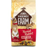 Tiny Friends Farm Russel Rabbit (850 gram)