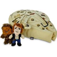 PCO Star Wars Millenuim Falcon Hundleksak (Tyg)