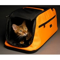 Sleepypod Air Flygväska Orange Dream