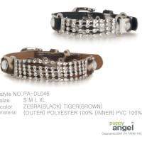 Diamond Jungle Halsband - Tiger - Large