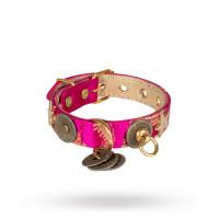 China Fuschia Halsband
