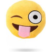 Mjuk Hundleksak - Emoji Tongue Out