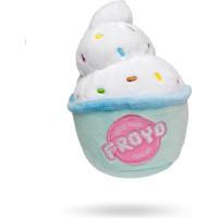 Mjuk Hundleksak - Frozen Yoghurt
