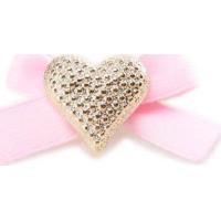 Golden Heart Hair Pin