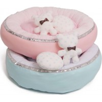 Puppy Angel BABY BED - Pink