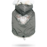 The PRECIOUS Padded Vest - Grey