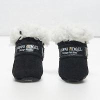 ANGIONE Hundskor - Svart Medium