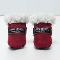 ANGIONE Hundskor - Röd