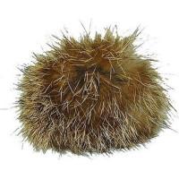 Kattleksak Rabbit Fur Ball