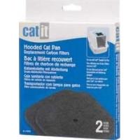 Kolfilter till kattoalett Clean cat it