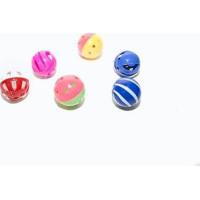 Kattleksak Plastic Multi Balls