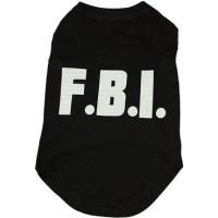 T-tröja FBI, S