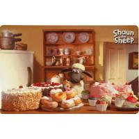 Matskålsunderlägg Shauns bageri