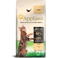 Kattfoder Applaws katt Adult Chicken 2KG