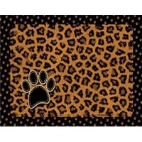 Underlägg Leopard Brun Drymate