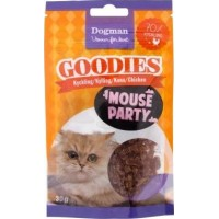 Kattgodis Goodies Mouse party