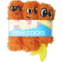 Kattleksak Petstages Fish Sticks 3 pack