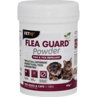 Fästingavvisningspulver Flea Guard Hund/Katt