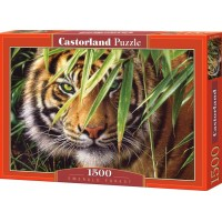 Pussel Emerald Forest tiger