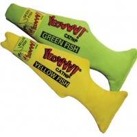 Yeowww Green or Yellow Fish
