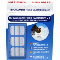 Cat Mate filter 2-pack